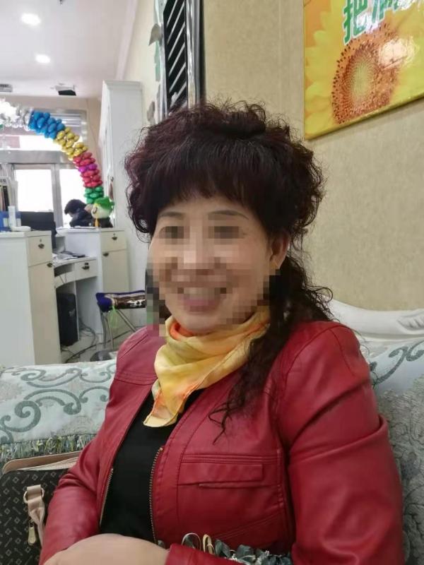 青海织发女士